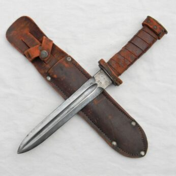 WW2 fighting dagger M1913 Patton Sword