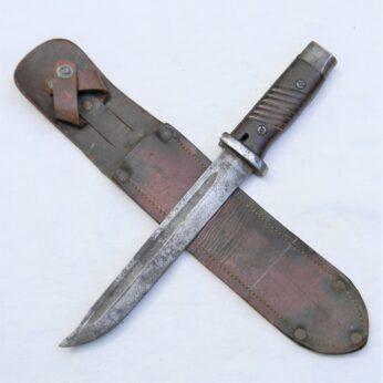 WW2 fighting knife K98 bayonet