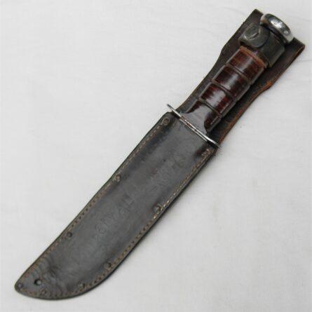 WW2 KABAR USMC MK2 fighting knife