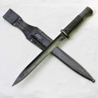 WW2 French-made German K98 bayonet Chatellerault