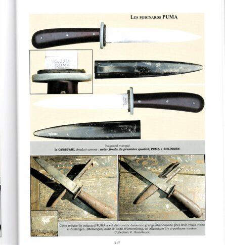 WW2 Puma boot knife