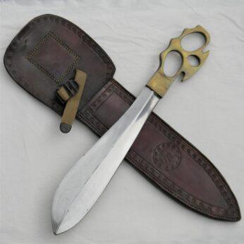 WW2 Middle Eastern Commando fighting knife
