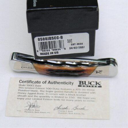 Buck Custom 2007 500CC Duke
