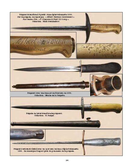 Christian Mery book - spike bayonet conversion