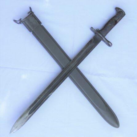WW2 AFH 1943 M1905 bayonet