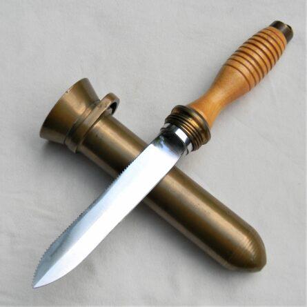 WW2 Desco USN MKV diving knife