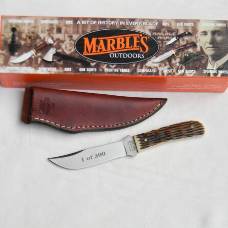 Marbles 2003 Outers pattern knife