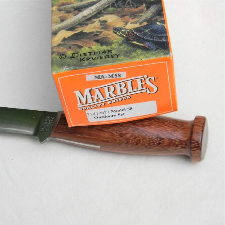 Marbles 2001 Model 58 Outdoor knives
