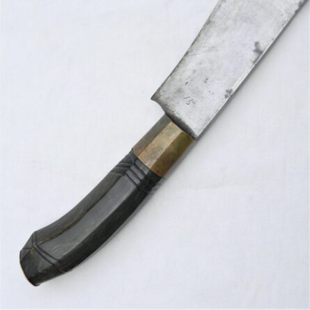 Philippines Moro machete