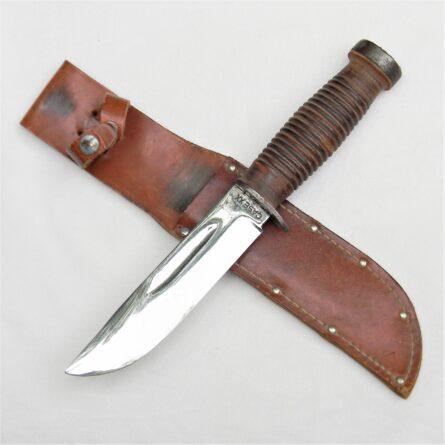 WW2 CASE XX Quartermaster Knife