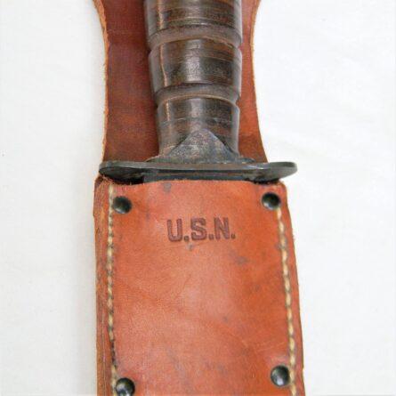 WW2 CAMILLUS nut pommel MK2 Fighting Knife