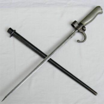 France WW1 M1886 Lebel bayonet
