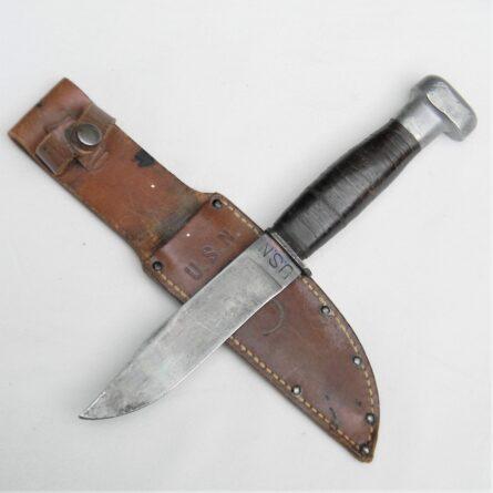 WW2 Geneva Forge MK1 fighting knife