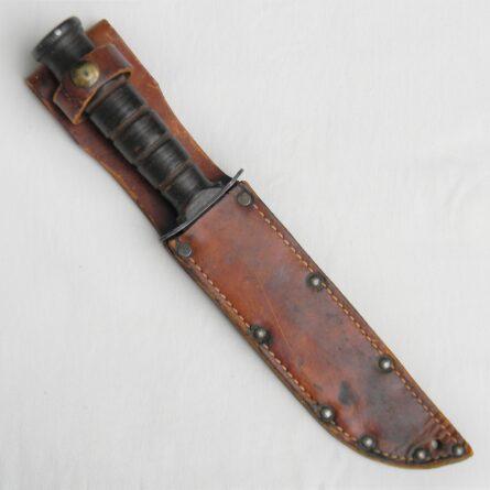 WW2 Camillus USMC MK2 fighting knife