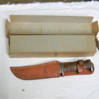 WW2 EGW fighting knife