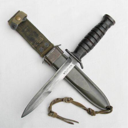 WW2 Utica M3 Trench Knife