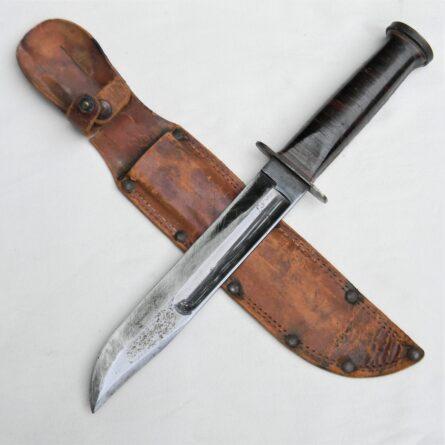 Western WW2 G46-8 fighting knife