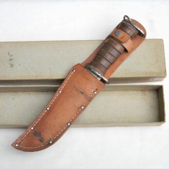 WW2 era EGW fighting knife