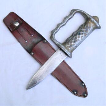 New Zealand AKE WW2 fighting knife