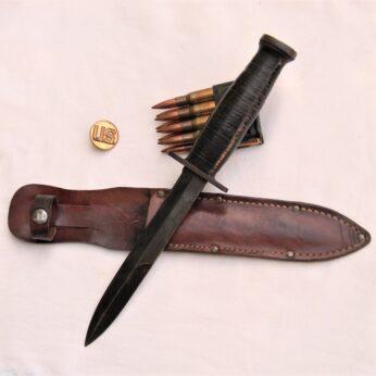 WW2 Case M3 trench knife