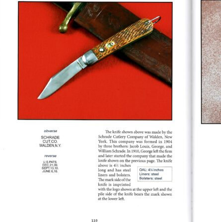 WW2 Schrade paratrooper knife