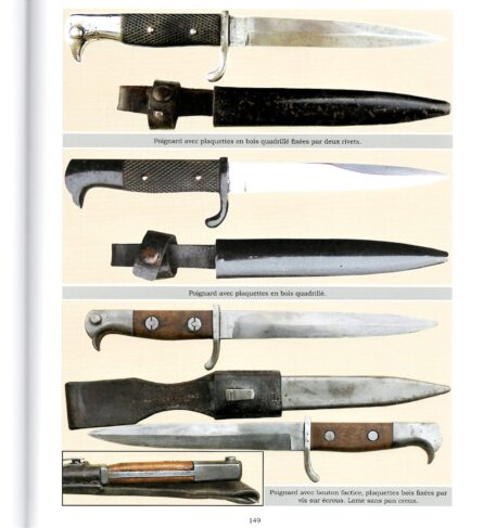 Germany WW1 non-fixable Kampfmesser fighting knife