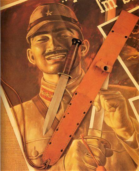 WW2 CASE stiletto bright blade