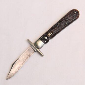 WW2 Schrade Walden paratrooper knife