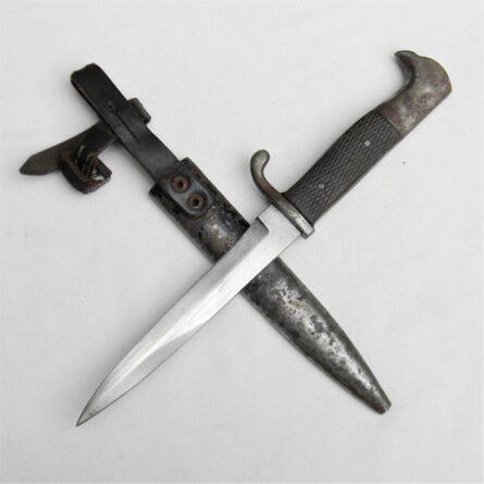 WW1 Germany Anton Wingen Jr Kampfmesser fighting knife