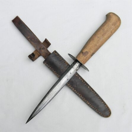WW1 France Coutrot fighting dagger
